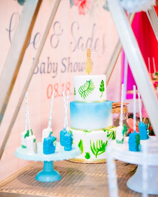 Ope & Sade Baby Shower-22