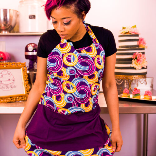 Cakes By Violet Olufe Apron