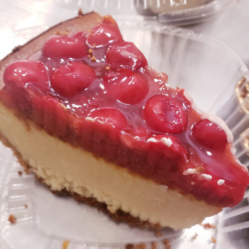 Cakes By Violet Sweet Shoppe Cheese Cake (main)