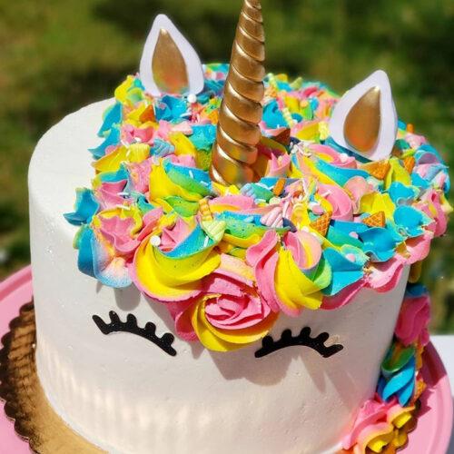 Cakes By Violet Unicorn Cake